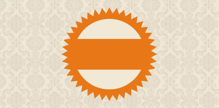 Логотип в фотошопе 2