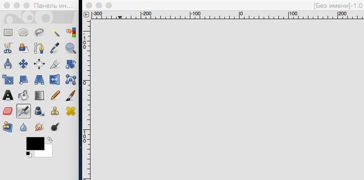 Бесплатный аналог фотошопа Gimp
