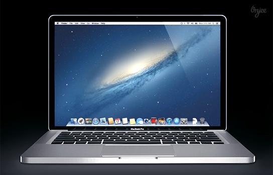Купил себе MacBook Pro13