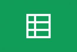 Ведение семейного бюджета в Google Docs