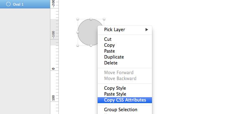 CSS свойства в Sketch 3