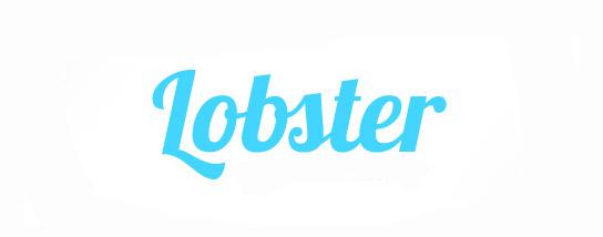 Шрифт lobster