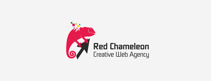 Красный хамелеон