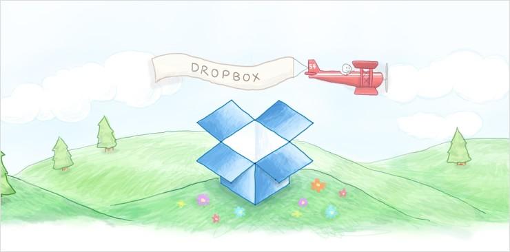 Хранилище Dropbox